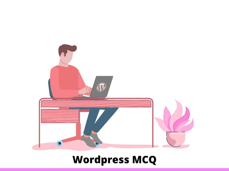 Wordpress MCQ
