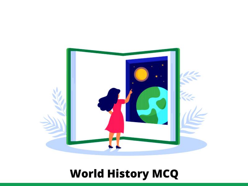 World History MCQ