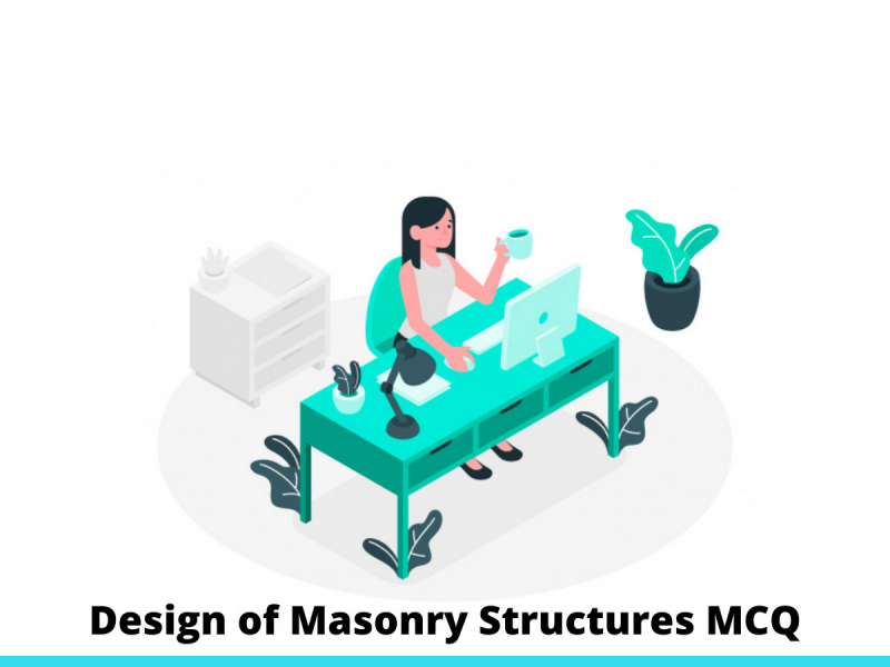 Design of Masonry Structures MCQ