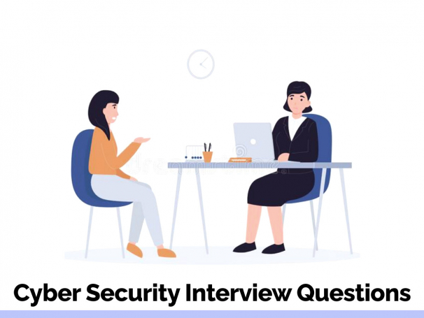 Cyber Security Interview Questions