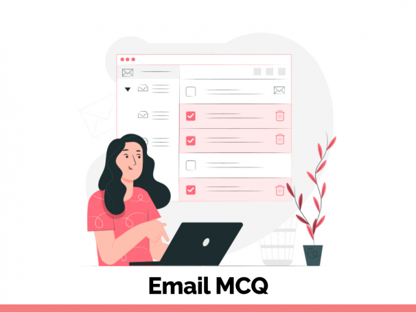 Email MCQ