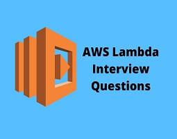 AWS Lambda Interview Questions