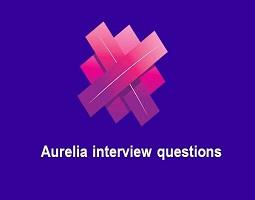 Aurelia Interview Questions