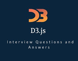 D3.js interview questions