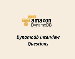 Dynamodb Interview Questions