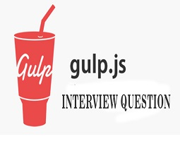 Gulp Js interview questions