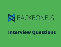 Backbone js Interview Questions