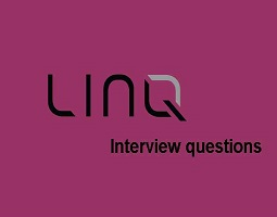 LINQ interview questions