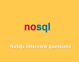 NoSQL interview questions