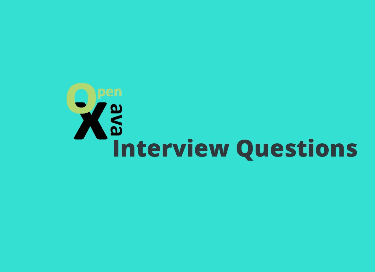 OpenXava Interview questions in 2019 - Online Interview