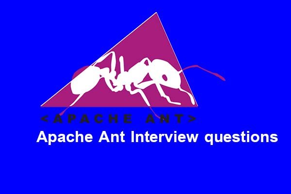 Apache Ant Interview questions