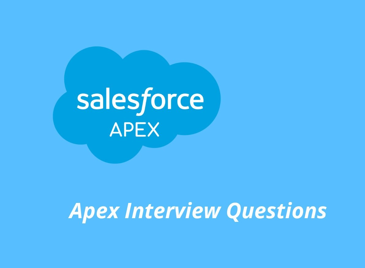 Apex Interview Questions
