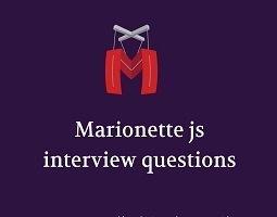 Marionette js interview questions