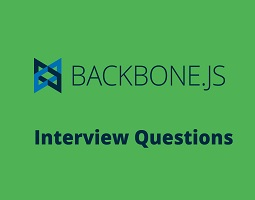 Backbone js Interview Questions