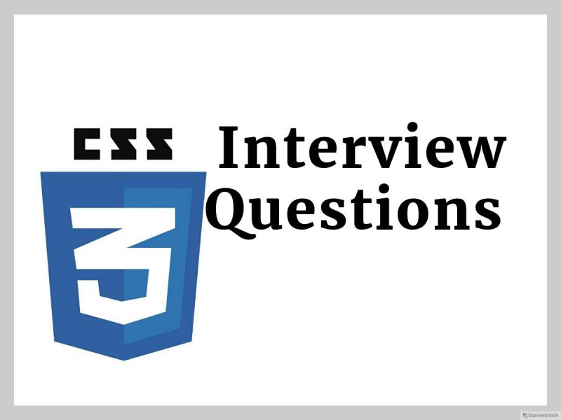 100+ Best CSS3 Interview Questions - Prepare CSS3 Questions