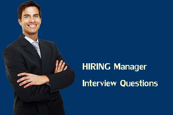 Interview Questions for Hiring managers