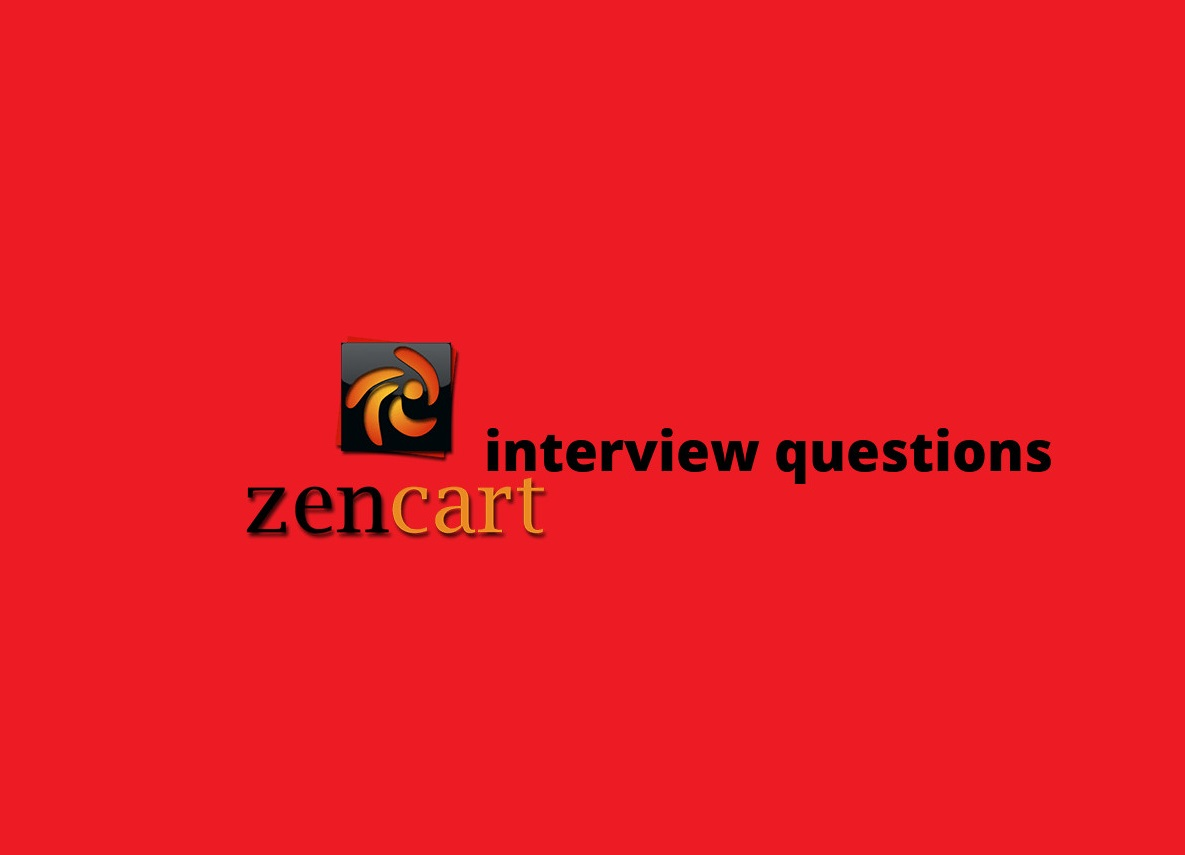 Zen Cart interview questions