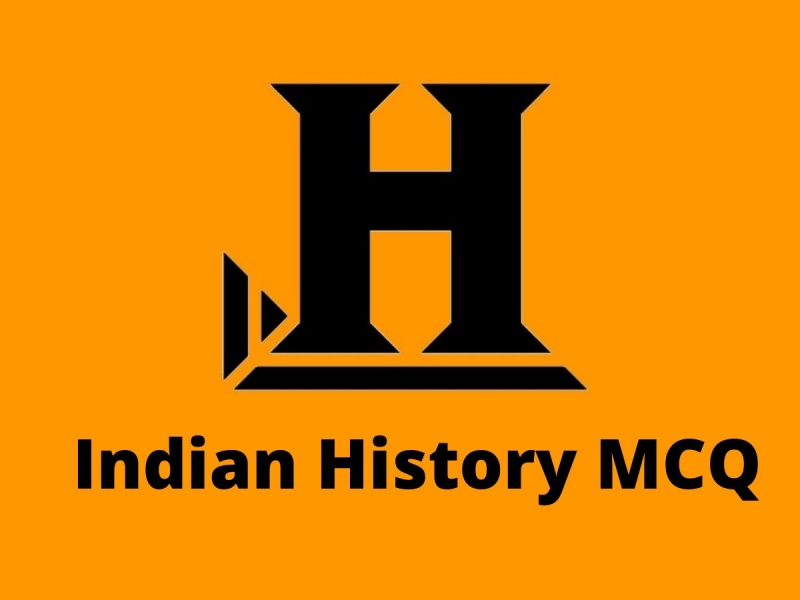 Indian History MCQ