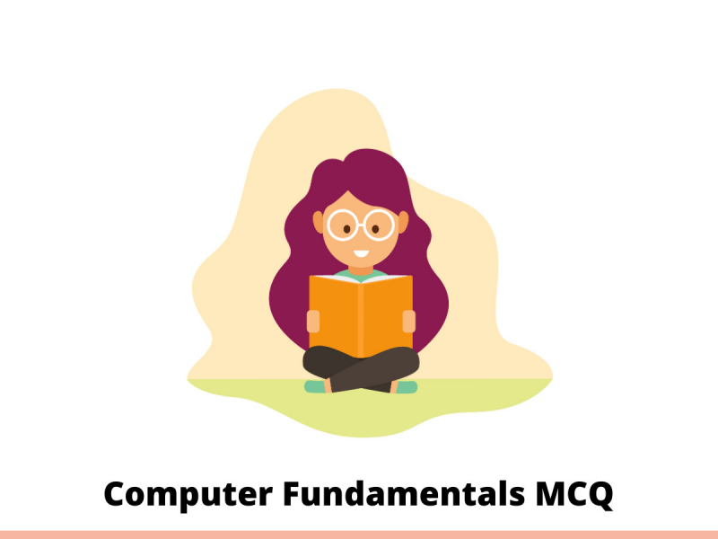 Computer Fundamentals MCQ