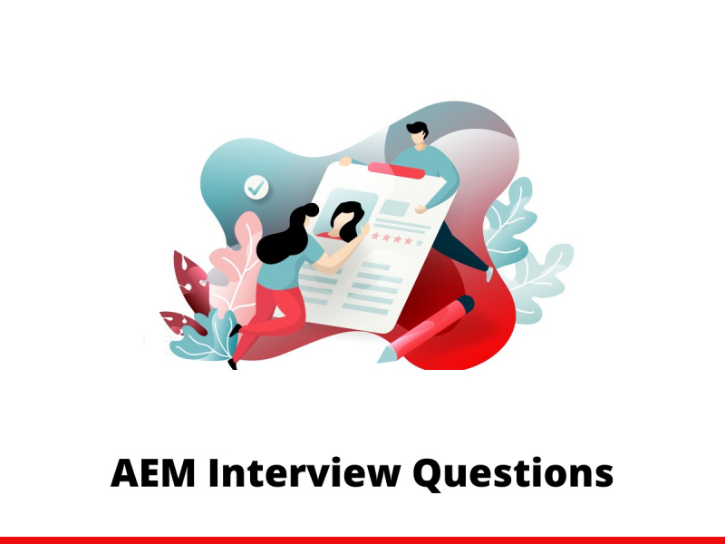 AEM Interview Questions