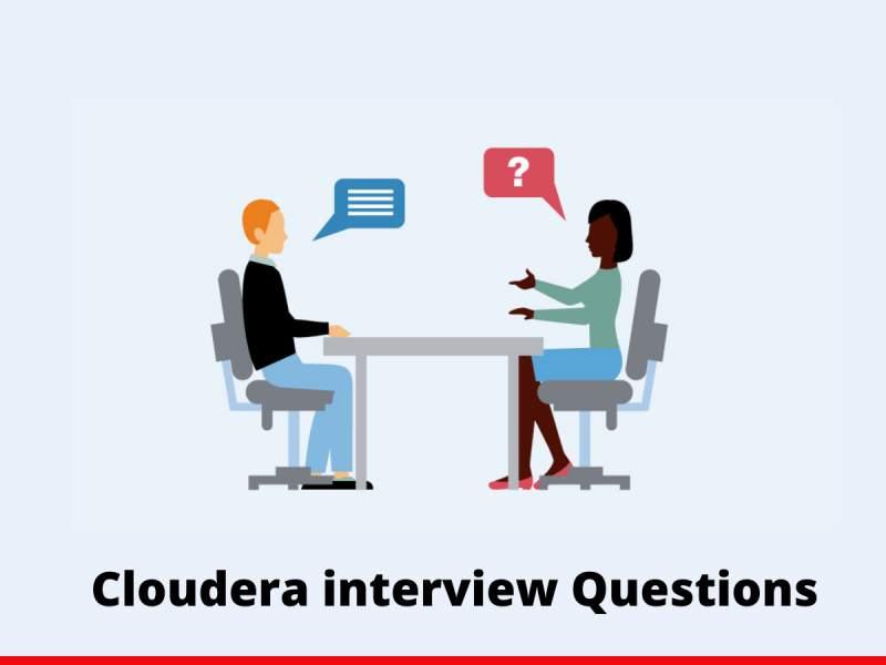 Cloudera interview Questions
