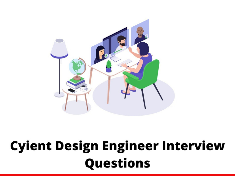 Cyient Design Engineer Interview Questions