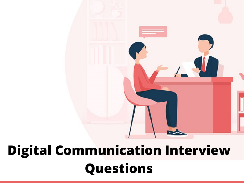 Digital Communication Interview Questions