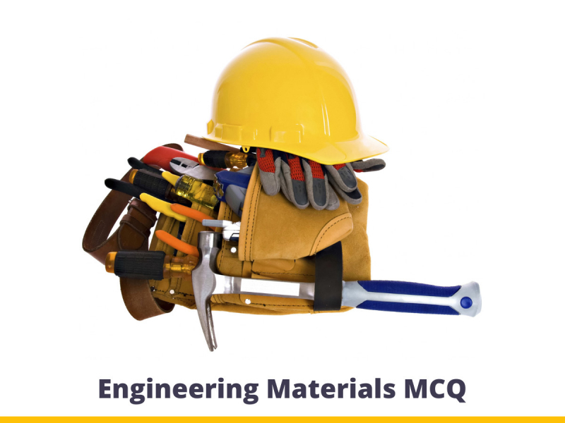 Engineering Materials MCQ