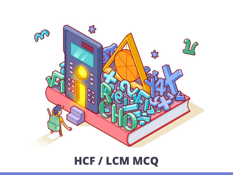 HCF / LCM MCQ