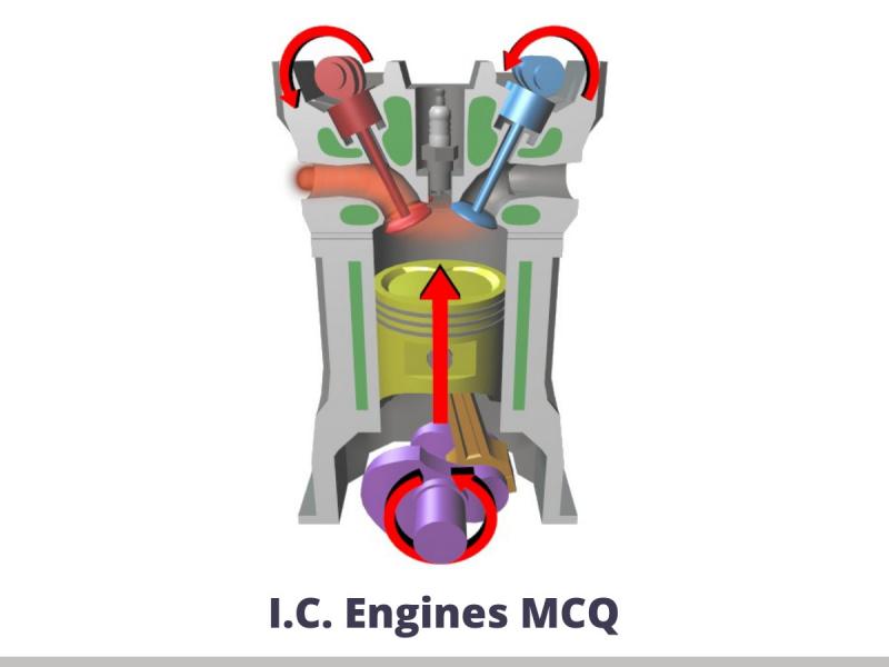 I.C. Engines MCQ