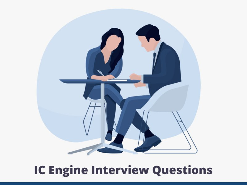 IC Engine Interview Questions