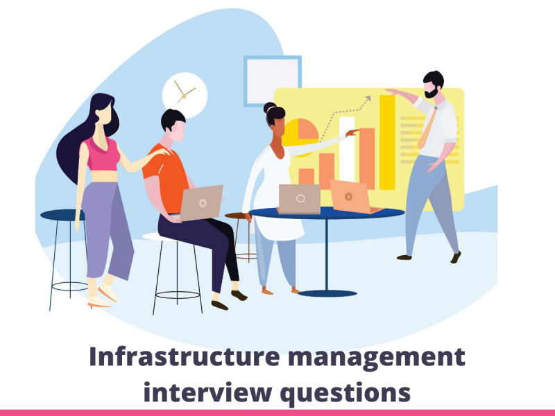 Infrastructure management interview questions