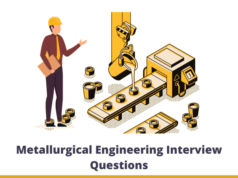 Metallurgical Engineering Interview Questions