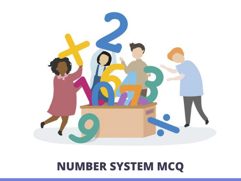 NUMBER SYSTEM MCQ