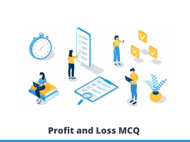 Profit and Loss MCQ