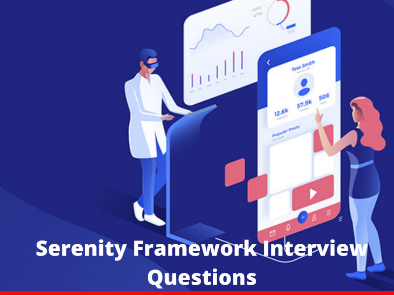 Serenity framework Interview Questions