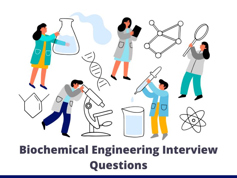 Biochemical Engineering Interview Questions
