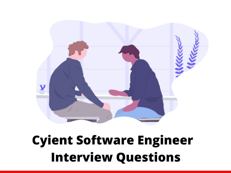 Cyient Software Engineer Interview Questions