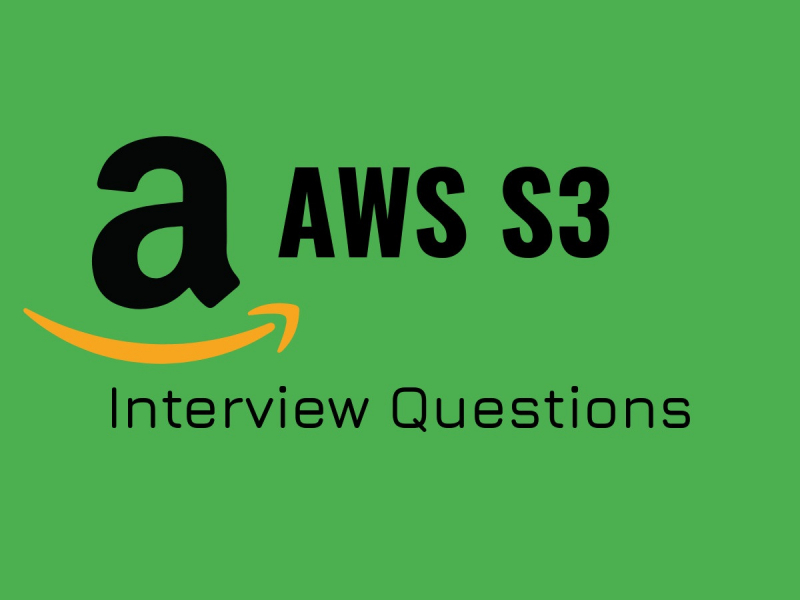 AWS S3 interview questions