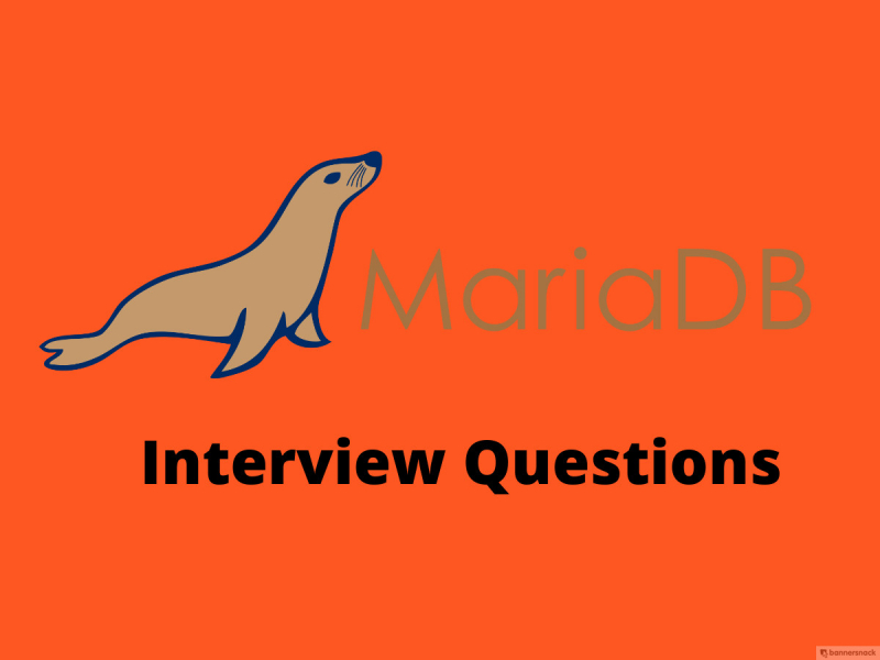 MariaDB Interview Questions