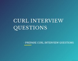 Curl Interview Questions