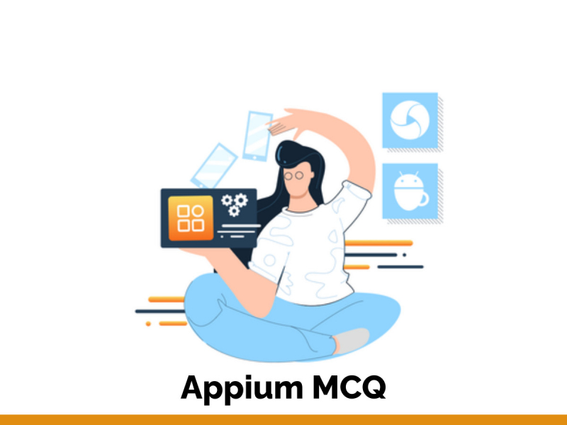 Appium MCQ