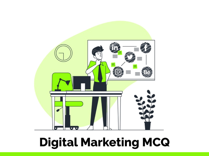 Digital Marketing MCQ