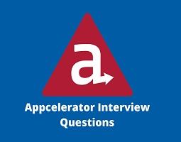 Appcelerator Interview Questions