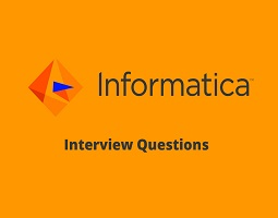 Informatica Interview Questions