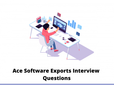 Ace Software Exports