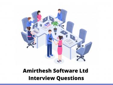 Amirthesh Software Ltd