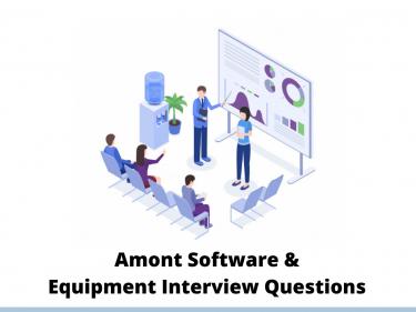 Amont Software & Equipment