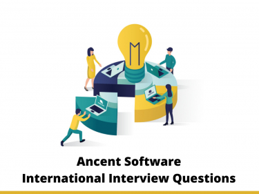Ancent Software International