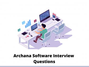 Archana Software